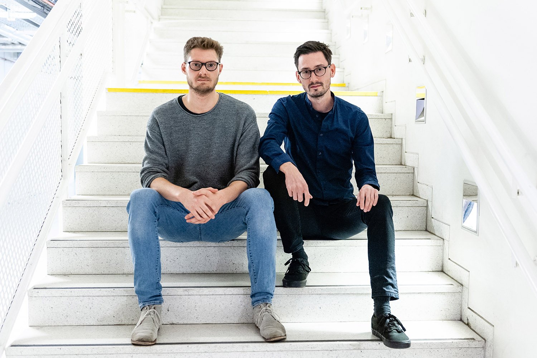 Martin Grödl & Moritz Resl – (c) Philipp Podesser/Kollektiv Fischka